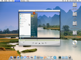 Mac OS X on AMD by ipapun