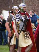 Roman Soldiers 38 by Axy-stock