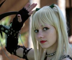Misa Amane: Close And Personal by P0kyu