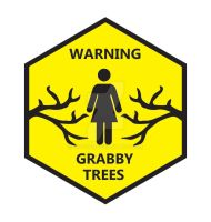 Grabby-Trees by Gobo64
