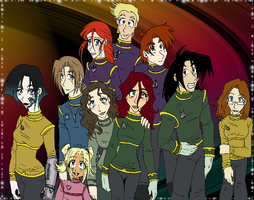 VT Crew - Color by angelenvy8586