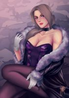 Nina Williams by jinocordero