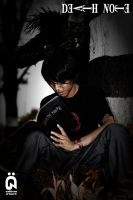 me n my death note II by sadthree