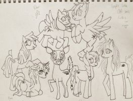 My Little Pony: Fanfic is Magic by Graphospasm