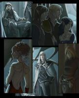 The dark elves court_close up by Vyrhelle-comm