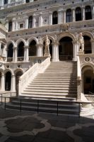 Palazzo Ducale ladder by Almile