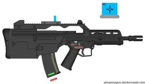 H and K G-37A by GeneralTate