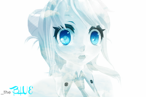[MMD] _theBlue by CryogenicNeon