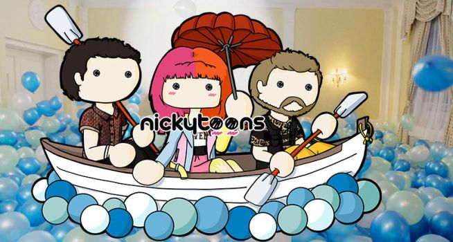Paramore - Still Into You by NickyToons