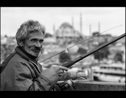 Fisherman by onurkorkmaz