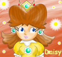 Daisy's flower by Bowser2Queen