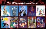 Jefimus top 10 Most hated 90's cartoons by JefimusPrime