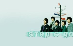 arashi: step and go by ailend