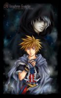Riku + Sora by twisted666