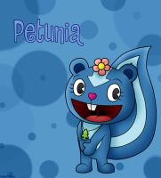 Happy Tree Friends: Petunia by SuperLakitu