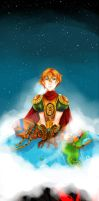 Terranigma : World and underworld by Tori-Fan