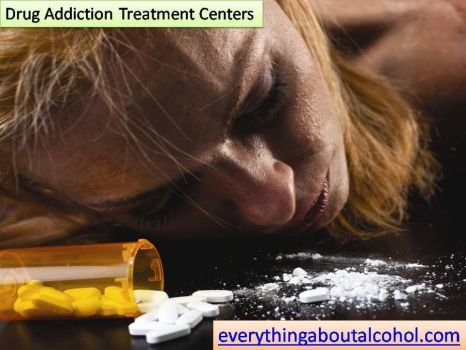 Drug Addiction Treatment Centers by RebaWilkerson