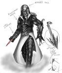 Future Ezio for contest by ExAequo94