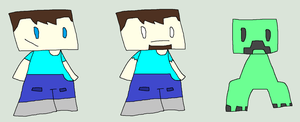 Minecraft Cast #1 by Forestarr