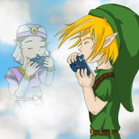 Song of Time by Wings-of-Art