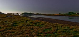 alnmouth at dawn by svendo
