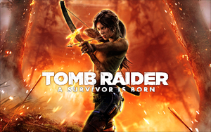 Tomb Raider - Unofficial Wallpaper  1940x1213 by TombRaider-Survivor
