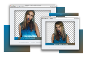 Pack Png 810 // Cara Delevingne by ExoticPngs