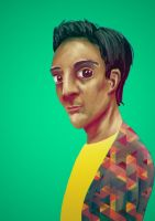 Abed by CaptainKharma
