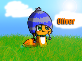 Oliver by Caramelcat123