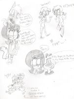 RP doodles by MCBisthename
