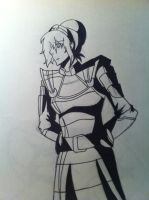 Cheif Beifong by TheReaper111
