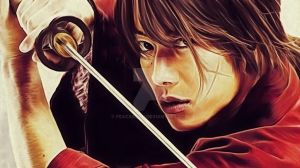 Rurouni Kenshin by Peacasson