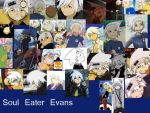 Soul Eater Evans WP by 0Dreamlight0