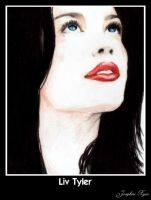 Liv Tyler -Arwen- by MirielDesign