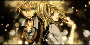 Signature - Vocaloid - Rin and Len by SouzouRinkan
