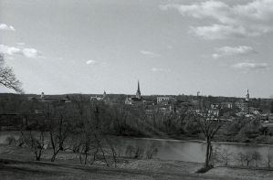Fredericksburg from Chatham by rdungan1918