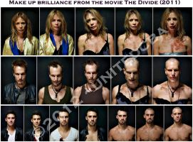 The Divide Make up by unitedcba