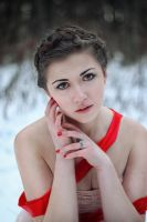 Snow queen by kistina