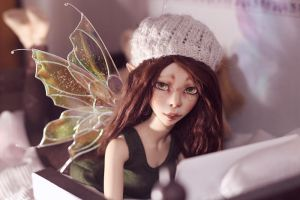 Little Casual Faery by nathalye