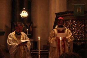 Ecumenical Service by technites