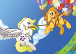 Flying Lessons by Taiyles