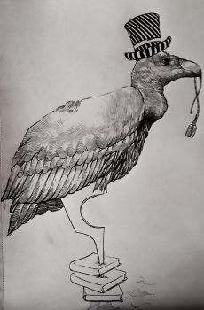 Vulture by Ewersmed