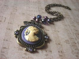 Lonely Lady Necklace by LKJSlain