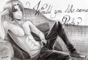 APH- N. Italy by MelindaPhantomhive