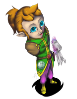 Kargen the Gnome by pinafta1