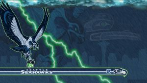 Seahawks 2012 by PyroDark