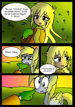 Derpy's Wish: Page 181 by NeonCabaret