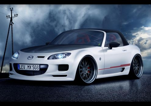 MX-5 - 2012 by hugerth