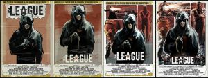 The League Film WIP's by eoinart