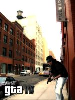 Me In GTA IV by thefjk